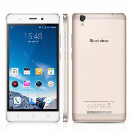 """Wholesale Touch Mobile A8 - Original Blackview A8 Mobile Phone 3G 5.0"""" 1280*720 IPS Android 5.1 MTK6580A Quad Core 1.3GHz 1GB RAM 8GM ROM Smartphone"""