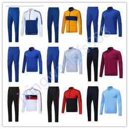 Wholesale Free Green - AAA+ quality soccer jacket 2017 2018 REUS jackets kits RONALDO HIGUAIN DYBALA HAZARD BACCA SUSO tracksuit jacket Sweatshirt free shipping