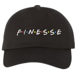 Slides de beisebol on-line-2017 nova FINESSE Hat (fivela de slides) moda estilo pai arte do vintage cap estações caps meme homem mulheres boné de beisebol