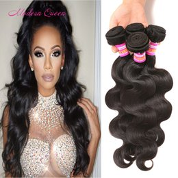 Wholesale Cheapest Malaysian Hair Bundles - Wet Wavy Malaysian Hair Weave 4 Bundle Malaysian Boby Curly Wave Mix Lengh Soft And Bouncy Malaysian Human Hair Weave Bundle Cheapest Price