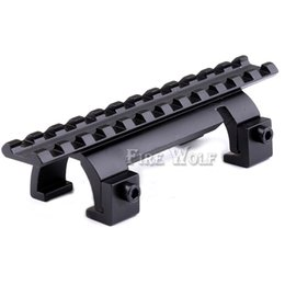 Wholesale Mp5 Scope Mount - SINAIRSOFT Style MP5, MK5,HK, G3,GSG5 Claw Scope Mount For Hunting Rifle Picatinny Weaver Rail Handguard -MDMP5