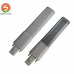 Wholesale Desk Cool - CREE Hot sale G23 GX23 LED Desk lamp bulb 4W 6W 8W Led lights SMD2835 Led Bulbs tubes AC85-265V CE RoHS UL