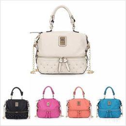 Wholesale Gold Clutch Handbags - Brand KK Handbags Kardashian Kollection Shoulder Bags Fashion Brand Totes Women Clutch Bags Bucket Gold Chain Messenger Crossbody Bag B2311