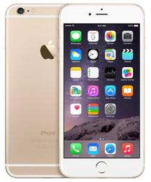 Refurbished Original Apple iPhone 6 Plus ohne Touch-ID entriegelt Handys 5,5 Zoll IOS 11 16 GB / 64 GB / 128 GB