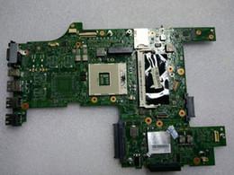 Tablette d'ordinateur portable intel en Ligne-FRU 04Y2003 04Y2001 04Y2008 04W6674 04W6672 04W6671 Carte Mère pour ordinateur portable Lenovo L430 14 '' Mainboard Laptop Carte graphique intégrée