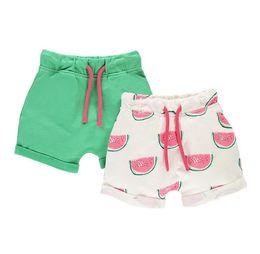 Wholesale Loose Pants For Girls - 2017 summer new knit cotton print children cartoon shorts cotton prints, children's shorts, girls and girls, cartoon pants for children