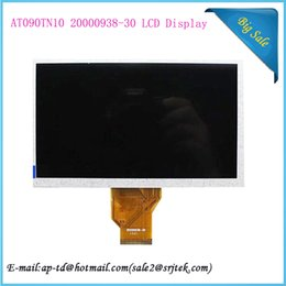 Wholesale Screen Sanei N91 - Wholesale-9 Inch AT090TN10 20000938-30 00 LCD LCM Display PANEL SCREEN 800*480 For Allwinner A13 Q9 Sanei N91 Elite MOMO9 Tablet PC