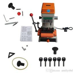 Peças chave máquinas de corte on-line-Melhor Máquina de corte 368a da chave do cortador do defu do laser do preço com as peças das ferramentas dos cortadores do conjunto completo