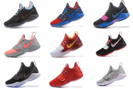 Wholesale Top Buys - Top Athletic PG 1 Basketball shoes hot sales Buy cheap Paul George shoes online wholesale Store us 7-12