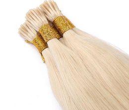 "Wholesale Remy Stick Tip Hair Extensions - #60 color 100g 1g s 18"" 20"" 22"" 24"" Keratin Stick I Tip Human Hair Extensions Indian Remy Sitck Tip Hair Extension Fast shipping"