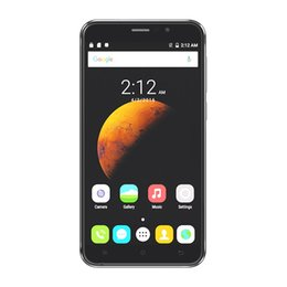 Wholesale Dual Core 13 - Cubot Dinosaur 5.5 Inch 13 MP 1280*720 HD Screen Android MTK6735A Quad Core Smartphone 3GB RAM 16GB ROM Cell Phone 4150mAh Mobile Phone