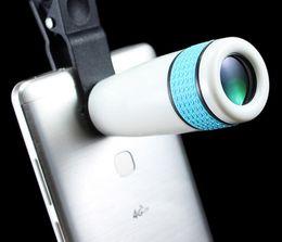 Universallinsenhalter online-10 stücke Neueste Universal Common 2 mt zu 1000 meter Wandern Konzert Handy Kameraobjektiv Zoom Teleskop Kameraobjektiv Handyhalter Für Smartphone