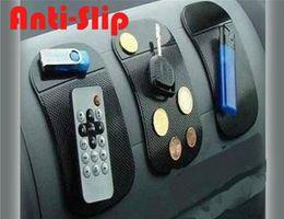 Wholesale Magic Car Sticky Pad - Magic Sticky Non Slip Anti-Slip Anti Slip Car dashboard Pad Mat For Smart phone Cell Phone mp3 mp4