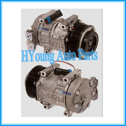 Wholesale Ford Ac Compressors - China factory outlet SD7H15 CO 4314C ac compressor for Ford Sterling Freightliner 20-04314 SKI4314S 881970 7512811