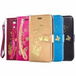 """Wholesale Nexus Butterfly - For Huawei Nexus 6P Case - Luxury PU Leather Wallet Shockproof Case for Huawei Nexus 6P (5.7"""") Flip Bracket Cover Butterfly Pattern Coque"""