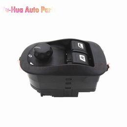 Wholesale Power Switch Electric Window - 6554.WA Electric Power Window Switch Master Button Control Windows Mirror Switch 6554WA For Peugeot 206 2002-2013 2014 2015 2016