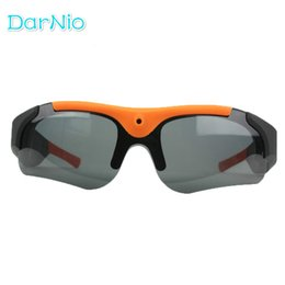 Wholesale Exclusive Sunglasses - Wholesale-2016 Exclusive Digital Audio Video Camera DVR Sunglasses fashion Sport Camcorder spy cam Recorder hidden For Driving Outdoor