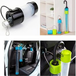 Wholesale Car Umbrella Storage - Multifunctional Telescopic Car Umbrella Storage Bucket Car Hanging Umbrella Bag