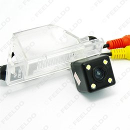 Wholesale Qashqai Camera - FEELDO CCD Rear View Car Camera For Nissan QASHQAI X-TRAIL Geniss Sunny Pathfinder Citroen C4 C5 SKU:#4182