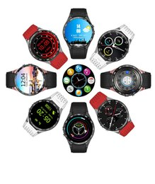 Wholesale Ups For Home Use - 2017 Latest KW88 Best Luxury Smart watch Smartphone Bluetooth Heart Rate monitor Android 5.1 Smart Watches Set up App GPS Smart Watches