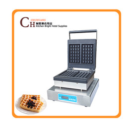 Wholesale Commercial Plate - High Quality Digital Waffle Maker Belgian Commercial for Sale