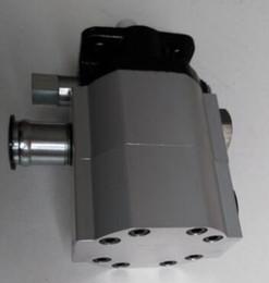 Cbt gear en Ligne-CBT-8.8 / 3.6 Pompes hydrauliques à engrenages Vannes de fendage de bûches pour machines de découpe de bois de chauffage machine de presse
