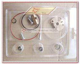 Kit de reparación de turbo online-Turbo kit de reparación kits de reconstrucción GT1752S 701196-5007S 701196 14411-VB300 Turbocompresor para NISSAN Patrol Y61 97- RD28TI RD28ETI 2.8L