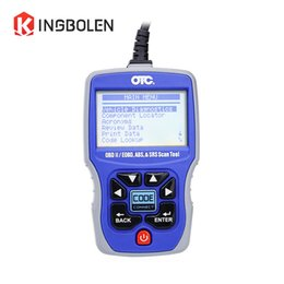 Wholesale Airbags Scan Tool - 2017 New Arrival OTC OBDII CAN ABS Airbag(SRS) 3111 Scan Tool OBD2 EOBD OTC 3111 Code Reader diagnostic tool