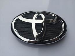 Wholesale Chrome Grille - NEW 2007-2009 TOYOTA CAMRY HOOD GRILL BLACK & CHROME GRILLE EMBLEM 75311-06060