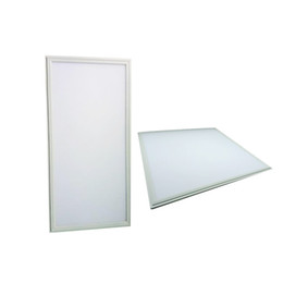 Paneles de iluminación led online-CE UL marco blanco 2x2 2x4 LED luces del panel 600x600mm 36w 48 54w 72w panel de techo Led plana Naturaleza cálida luz blanca AC85-265V