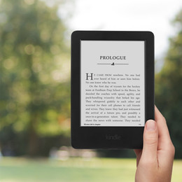 Wholesale E Readers Kindle - Wholesale- Refurbished Kindle 7th Touch E-book E-reader the electronic book Black 4GB Wifi Good condition Andorid