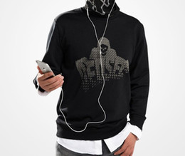 Wholesale Dog Collars Best Quality - Watch Dogs Marcus Holloway hoodie Sweatshirts Costume Cosplay Game best gift high quality details