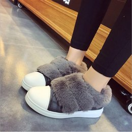 Wholesale Winter Warm Stick - 2017 top comfort cotton boots, fashion and leisure boots, student shoes, magic stick warm shoes, A013