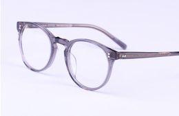 Nouveau Meilleur prix de haute qualité Vintage lunettes optiques monture oliver peuples OV5183 o malley lunettes oculos de grau lunettes cadre ? partir de fabricateur