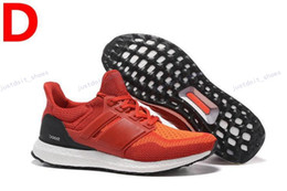 Wholesale Hotsale Shoes - Hotsale Ultra Boost 2016 Hot Men And Women Fashion Casual Shoes New Cheap Leather Skate Running Shoes Free Shipping