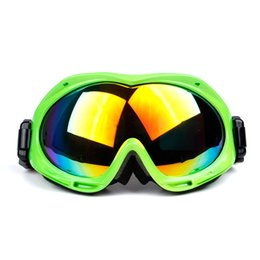 Wholesale Layers Sunglasses - HANDFIELD Men Women Sports Sunglasses Double Layer Ball Lens Anti-fog Anti-UV Outdoor Hiking Skiing Cycling Sunglasses