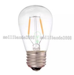 Wholesale Edison E26 Base - NEW ST45 Globe Edison lamp,1W 3W,Gold Tint,Super Warm 2200K,Vintage LED Filament Bulb,E26 E27 Base,Dimmable MYY
