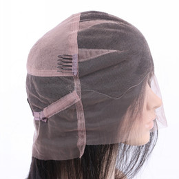 Wholesale Dome Wig Caps - Lot Dome Style Mesh Wig Cap For Making Wigs Black Color Fashion Stretchable Weaving Cap Elastic Nylon Mesh Net DIY Hair Making Tool