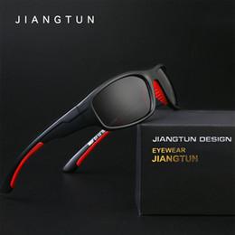 Wholesale Promote Sports - JIANGTUN Brand Promote Polarized Sunglasses New 2017 Sunglasses Men Glasses Polaroid Lens Oculos Masculino Uv400 Points q0413