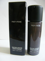 Wholesale Lotion Serum - NEW Face Prep + Prime Moisture Infusion Serum Hydratant Primer 50ml Foundation DHL Free shipping