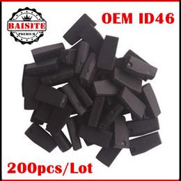 Wholesale Via Kia - Free shipping via dhl!!Promotion price 200pcs lot auto car transponder chip pcf7936as id46 pcf7936 transponder chip pcf 7936 blank
