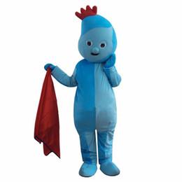 Iggle Piggle Костюм Талисмана В Ночном Саду Необычные Платья Бесплатная Доставка от