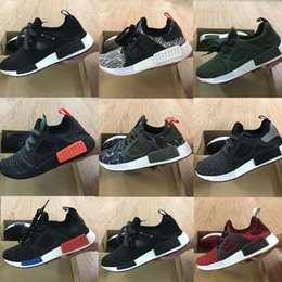 Wholesale White Toe Socks For Men - 2017 High Quality NMD XR1 Discount Cheap Duck Camo X City Sock Pk Wool Boost for Top Quality Men Women Fashion Running Shoes Size 36-45