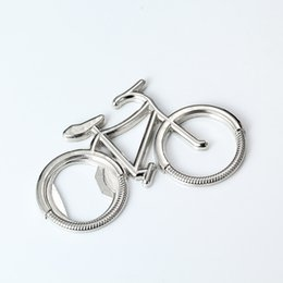 Wholesale Free Big Cook - Wholesale Creative Gift Zinc Alloy cooking tools Bike Style Bottle Opener Beer Opener With Free Shipping