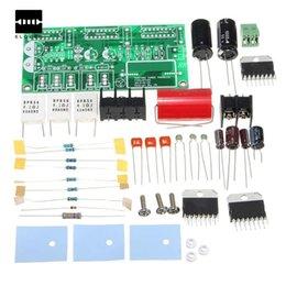 Wholesale Power Amps Kits - Durable in use TDA7293 250W Single Sound Power Amplifier Board AMP Module DIY Kits 24-28V Best Price New Electric Board