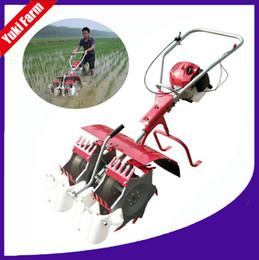 briggs stratton tools Desconto 2 fileira paddy weeder agricultura arroz arquivado poder weeder máquina de capina máquina de agricultura weeding máquina de arroz campo de arroz weeder fazenda