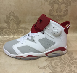 Wholesale Usa Patents - Famous Brand Air retro 6 VI alternate red white high quality basketball shoes men women cheap sale USA size 5.5 13 Free Shipping
