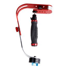 Wholesale Steadicam Dslr Stabilizer - Andoer Professional Handheld Stabilizer Video Steadicam for Canon Nikon Sony Pentax Digital Camera DSLR Camcorder DV D1895R