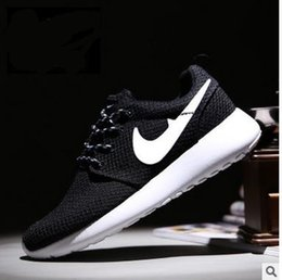 Wholesale medium angle - Fashion Lovers Sneakers Flat bottom Casual shoes Unisex Outdoor jogging shoes Breathable Mesh Sports shoes [No small angle]