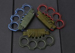 Wholesale Iron Form - High quality G10 Brass knuckles Knuckle dusters,four fingers iron, Integrated steel forming EDC tools Free shipping